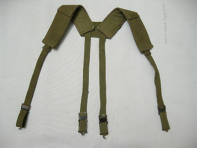 $49.99 • Buy Spanish Army Foreign Legion Field Pack Suspenders M1956