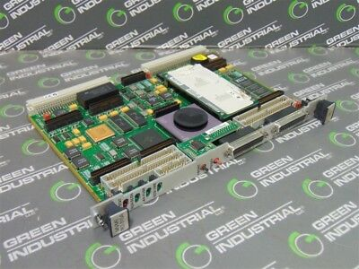 $350 • Buy USED Motorola MVME 162-510A CPU Card 01-W3960B Rev. 59C