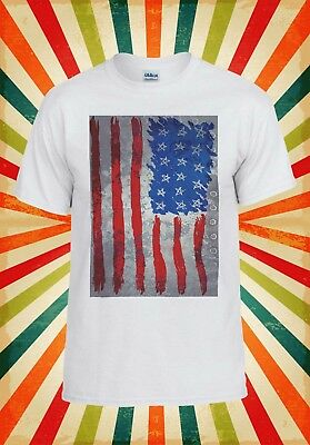 £8.95 • Buy American Flag USA Country Funny Cool Men Women Vest Tank Top Unisex T Shirt 1160