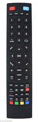 £6.80 • Buy Replacement Remote Control For Alba 24/207dvd-W TV