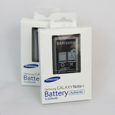AU21.61 • Buy New Samsung Note4 Battery Samsung Galaxy NOTE 4 Battery EB-BN910BBU 3220mAH