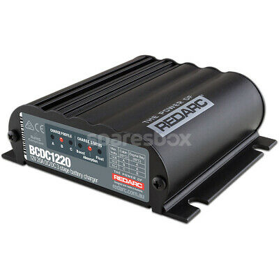 AU444.95 • Buy REDARC Smart Start DC To DC Battery Charger BCDC1220