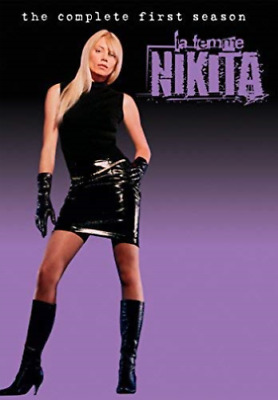 LA FEMME NIKITA - COMPLETE SEASON 1  -  DVD - UK Compatible • 44.99£