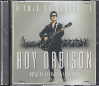 $18.74 • Buy Roy Orbison With The Royal Philharmonic Orchestra A Love So Beautiful Cd Promo