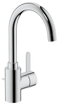 GROHE 32830000 -- Eurosmart Cosmopolitan Bathroom Tap -- L -- Pop-Up Waste • 119£