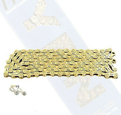 AU69.90 • Buy YBN 11 Speed Chain For Shimano Sram Campagnolo Gold