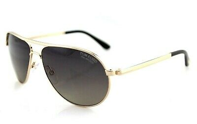 8881c455d89 POLARIZED New JAMES BOND 007 SKYFALL TOM FORD Marko Aviator Sunglasses  TF144 28D • 322.97