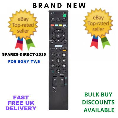 £6.05 • Buy SONY TV Remote Control RM-ED0009 RM-ED-009 RMED009 Bravia LCD Controller
