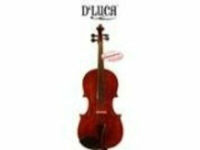 $589.95 • Buy D'Luca Orchestral Series Handmade Viola Outfit 15 Inches, CA400VA-15