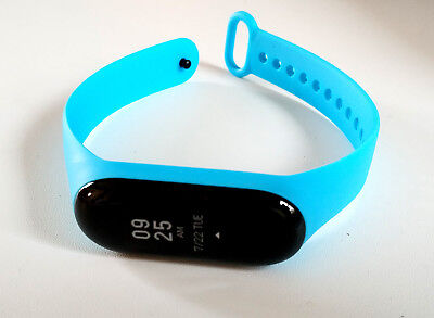 $5.99 • Buy Color Wrist Strap Fits Xiaomi Mi Band 3 And 4 Fast Shipping - Trusted USA Seller