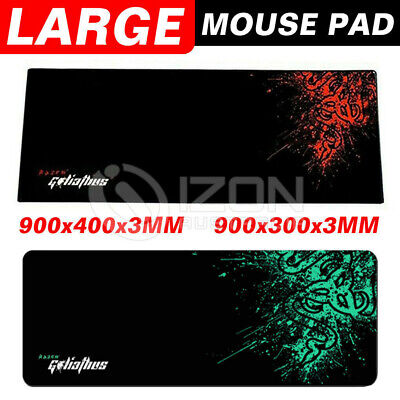 AU15.90 • Buy Razer PC Computer Desktop Mouse Mat Pad Gaming Keyboard Mouse Extra Large New
