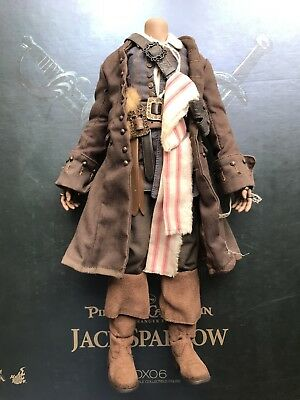 $ CDN225.81 • Buy Hot Toys DX06 Pirates Of The Caribbean Captain Jack Sparrow 1/6 Figure Only
