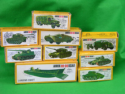 .airfix 1/72 Ho-oo Scale Military Vehicle, Boxed Multi-listing • 45£