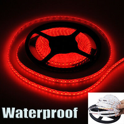 $8.27 • Buy 3528 5M LED Flexible Tape Strip Light For Boat / Truck / Car/ Suv / 12V 600Leds
