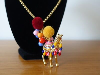 $ CDN95.94 • Buy Kate Spade Spice Things Up Camel Pendant Necklace. New