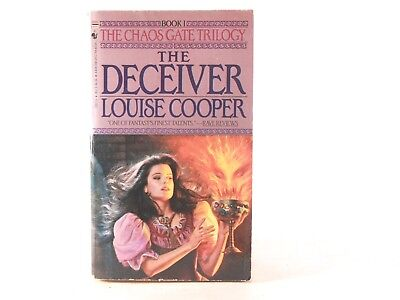 £3.37 • Buy Very Good! The Deceiver: By Louise Cooper (PB)