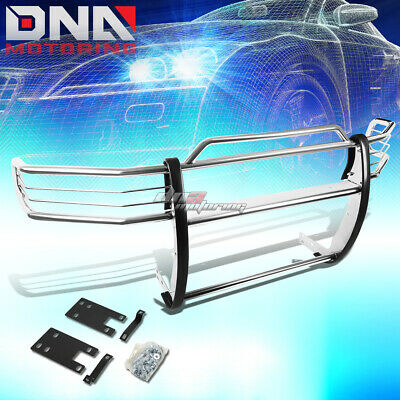 $306.99 • Buy For 99-01 Dodge Ram 1500 Sport Chrome Stainless Steel Front Grill Guard Frame