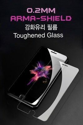 AU10 • Buy 0.2mm Tempered Glass Screen Protector For IPhone (7, 7plus, 8, 8plus, X)