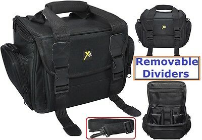AU36.95 • Buy Durable Photo Bag For Panasonic Lumix DMC-GH2 DMC-GF3 DMC-FZ60 DMC-LZ40 DMC-FZ70