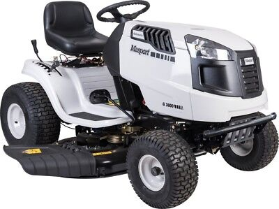 AU3090 • Buy Brand New Masport 15.5Hp Briggs And Stratton, 38″ Ride On Mower