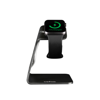 AU18.88 • Buy DS-2 Veho Charging Dock Stand Accessories Holder For IPhone Apple Watch New