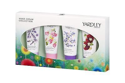 Yardley London Hand Cream Collection Gift Set Brand New In Box See Description • 8.99£