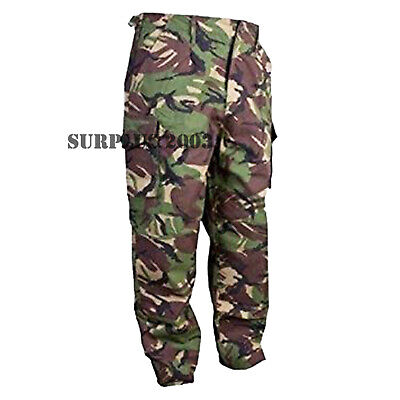 £22 • Buy Soldier 95 Trousers S95 DPM British Army Combat Trousers Woodland Camouflage