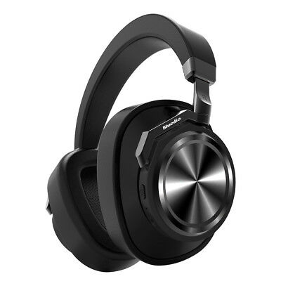 AU54.99 • Buy Bluedio T6S Bluetooth Headphones Wireless Noise Cancelling Stereo Bass Headsets