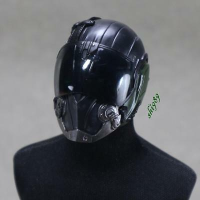AU74.65 • Buy Hot Toys MMS426 SPIDER-MAN Homecoming Deluxe Ver 1:6 Scale Vulture Helmet