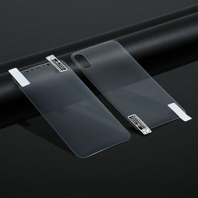 AU3.59 • Buy Front/Back Clear Screen Protector Film For Apple IPhone XS / XS Max / XR New Hi