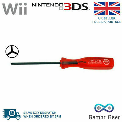 Triwing Screwdriver Wii & Wii U Nintendo Gameboy DS Lite DSi • 2.49£