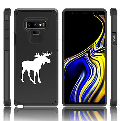 $ CDN20.10 • Buy For Samsung Galaxy Note 8 9 Shockproof Hard Case Cover Moose