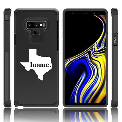 $ CDN19.99 • Buy For Samsung Galaxy Note 8 9 Shockproof Hard Case Cover Texas Home