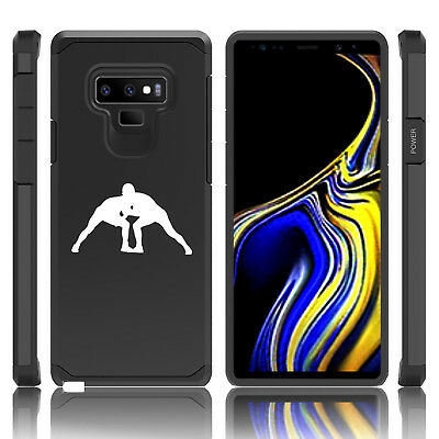 $ CDN19.76 • Buy For Samsung Galaxy Note 8 9 Shockproof Hard Case Cover Wrestle Wrestling