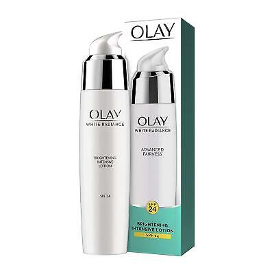 AU50 • Buy Olay White Radiance Advanced Whitening Brightening Intensive Skin Lotion, 75ml