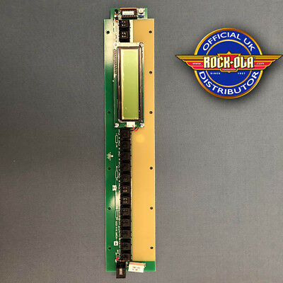 Rock-Ola Jukebox Bubbler Keyboard-Display Digital Assy 58926-A Replacement Part  • 249£