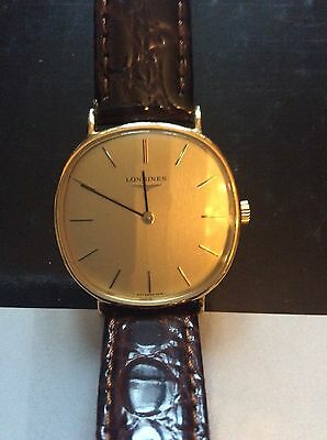 $ CDN500 • Buy Vintage Longines Mens Watch