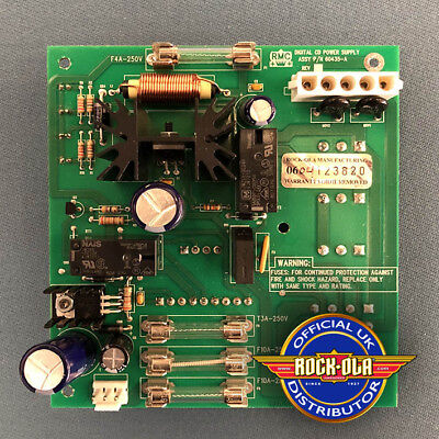 Rock-Ola Jukebox Bubbler Digital CD Power Supply SV-60435-A - Replacement Part • 700£