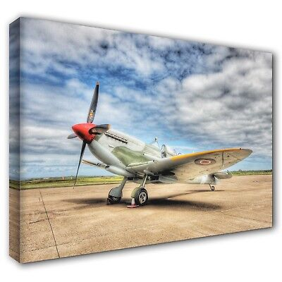 £69.97 • Buy Supermarine SPITFIRE PT462 ~ Canvas Print Wall Art Picture Photo ~ 5 Sizes