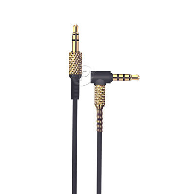 £10.90 • Buy Detachable 3.5mm Coil Cord Inline MIC Remote Audio Cable For Marshall Headphones