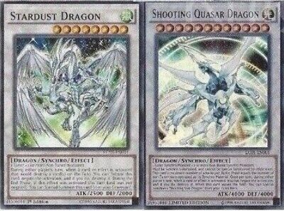 Stardust Dragon Tournament Deck - Stardust Dragon X2 - Quasar - NM - 48 Cards  • 42.90£