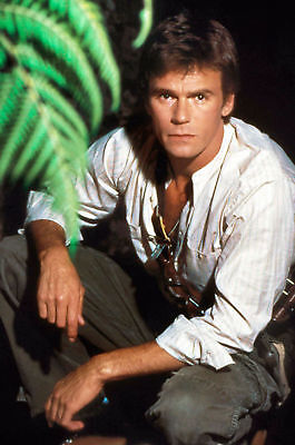 $3.99 • Buy Macgyver Dean Anderson Poster Green 8x10 Photo Print