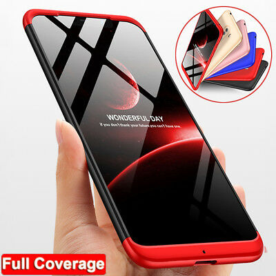 $ CDN5.24 • Buy Thin 360 Protective Hybrid Armor Case Cover For Xiaomi Pocophone F1 POCO F1+Film
