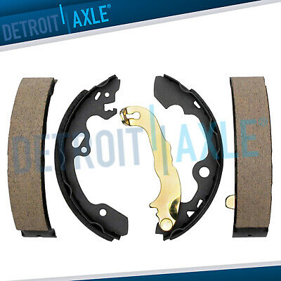 $27.30 • Buy Rear Ceramic Brake Shoes For 2000 2001 2002 2003 2004 2005 2006 -2011 Ford Focus