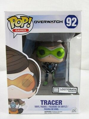 AU100 • Buy Tracer - Overwatch - LootCrate Exclusive - Never Opened