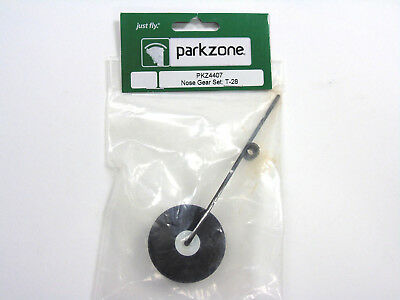 PKZ4407 Parkzone RC Spares Nose Gear Set Fits Model: T-28 New In Packet • 9.99£