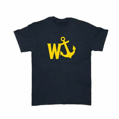 W-Anchor - T-Shirt | Wanker Funny Rude Navy Forces • 11.95£
