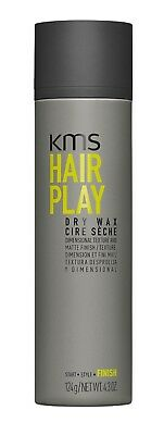 AU28.99 • Buy Kms Hairplay Dry Wax 150 Ml Hair Play