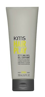 AU27.95 • Buy Kms Hairplay Styling Gel 200 Ml Hair Play