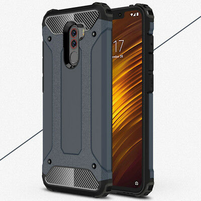 $ CDN4.54 • Buy Hybrid Shockproof Hard Bumper Case For Xiaomi Pocophone F1/Note6 Pro Armor Cover